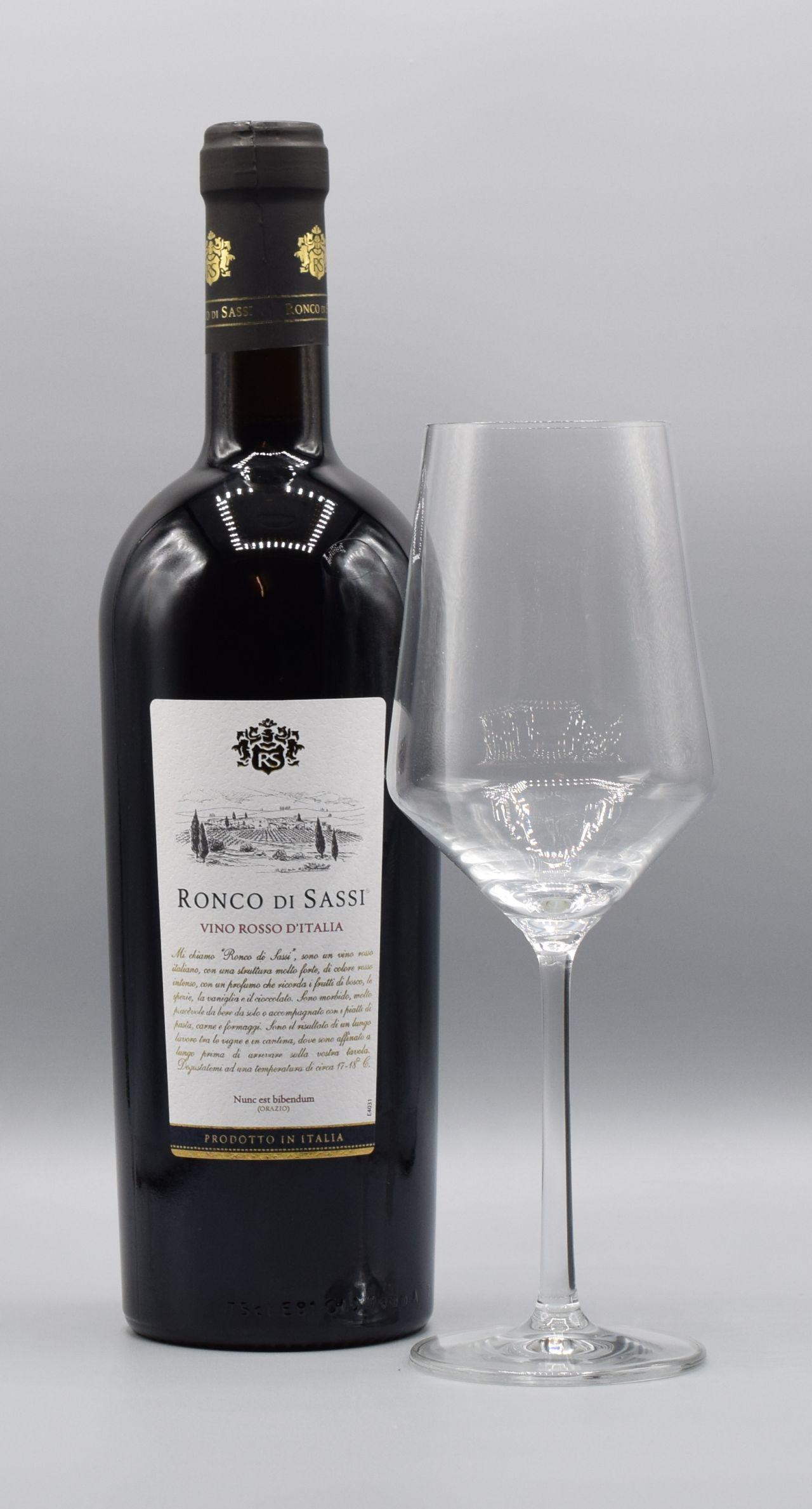 Ronco di Sassi Vino Rosso d'Italia
