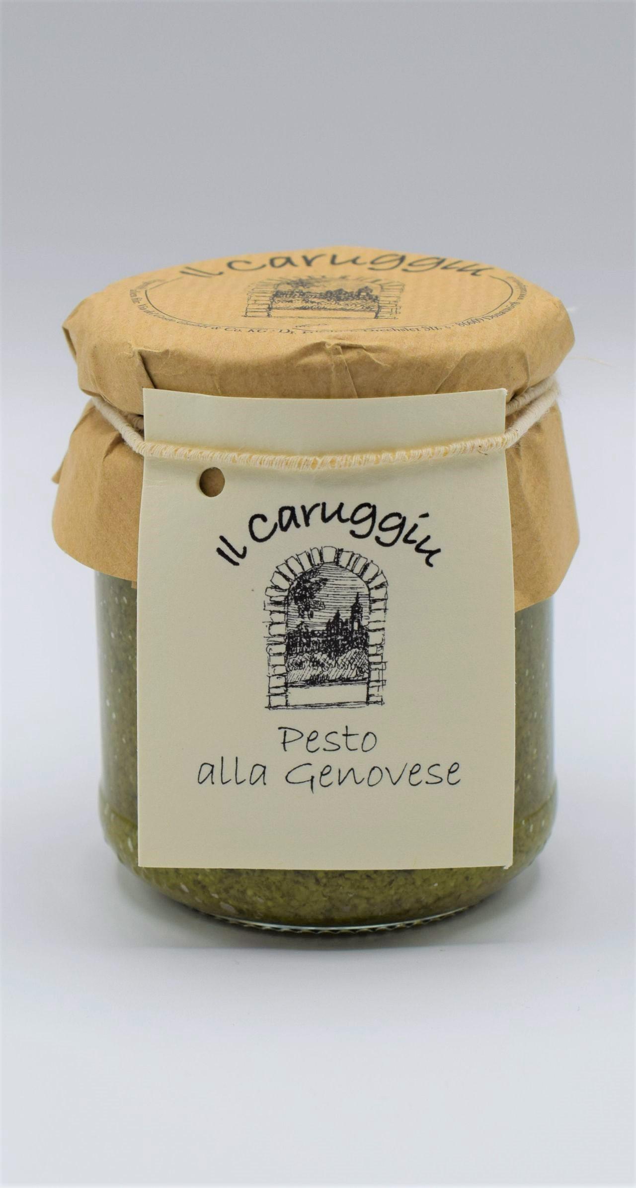 Pesto alla Genovese groß