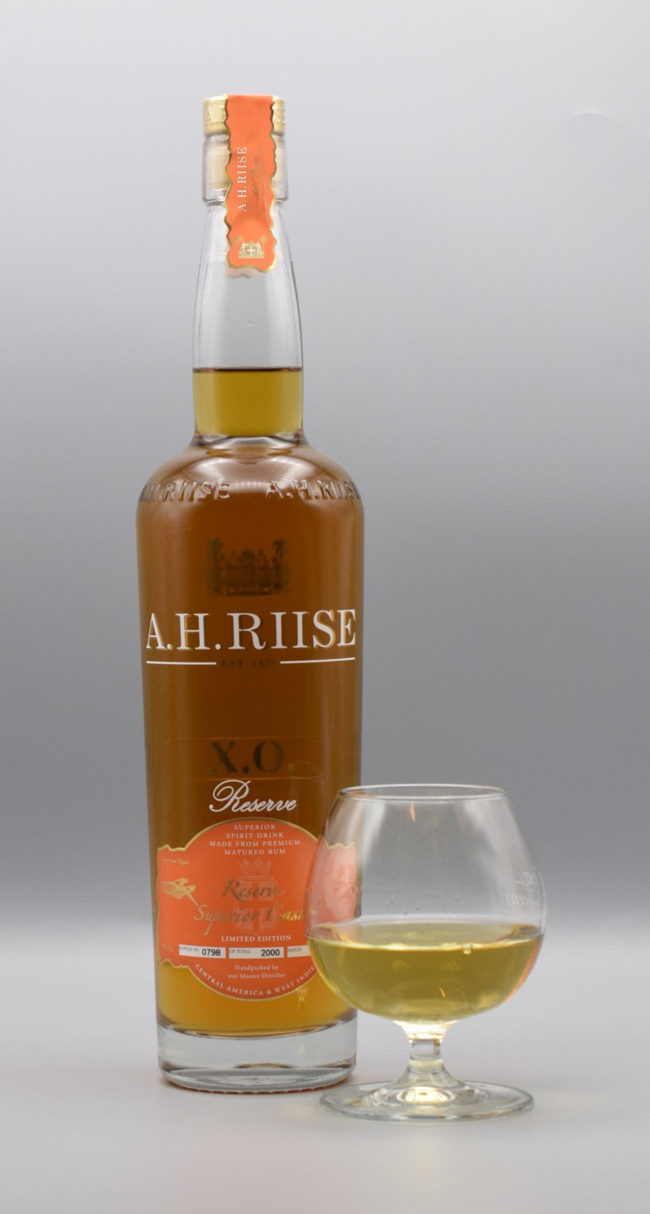 Riise XO Reserve Superior Cask